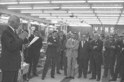 Inauguration du Casino des Minguettes