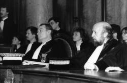 [Tribunal de Grande Instance de Lyon : audience solennelle de rentrée]