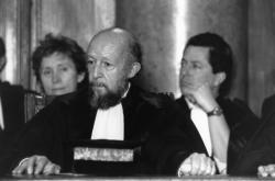 [Georges Bensadou, vice-président du Tribunal de Grande Instance de Lyon]