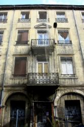 La rue Baraban, du n°117 au n°125