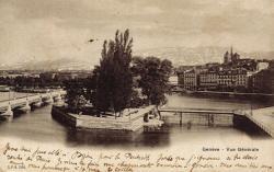 Genève - Vue Générale.