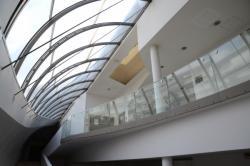 Intérieur de l'Ecole Normale Supérieure Lettres et Sciences humaines (Campus Descartes)