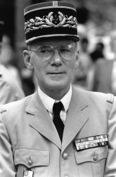 [Général Jean Gossot, gouverneur de la Ve région militaire]