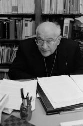 [Mgr Gabriel Matagrin, évêque de Grenoble]
