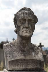 Buste d'Augustin Thierriat