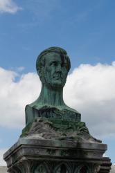 Buste d'Amédée Bonnet