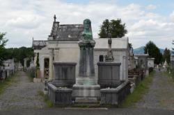 Monument funéraire d'Amédée Bonnet