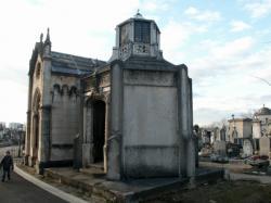 [Cimetière de Loyasse, tombeau de la famille Guimet]