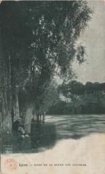 Lyon : Les Rives de la Saône aux environs.