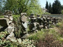 Couvent de la Visitation Sainte-Marie de Fourvière, jardins