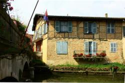 Châtillon-sur-Chalaronne, la Chalaronne