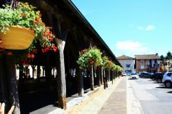 Châtillon-sur-Chalaronne, les halles
