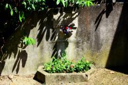 Francheville, plaque commémorative en hommage à Alphonse Benois