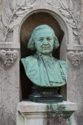 Buste de Bénédict Teissier