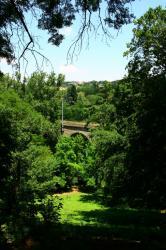 Francheville, chemin de Chalon, vallée de l'Yzeron
