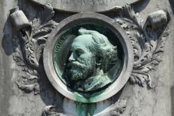 Tombe d'Alexis Chavanne