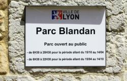 [Parc Sergent Blandan, 7e arrondissement]