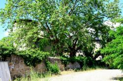 [Parc Sergent Blandan, entrée du château de la Motte (Mothe), 7e arrondissement]