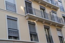 Immeuble à l'angle de la rue Victor Hugo et de la rue Jarente