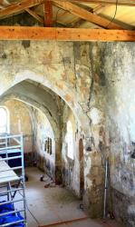 [Pusignan, chapelle de Moifond, nef sud, 12e siècle]
