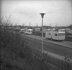 Création d'un camping-caravane aux portes de Lyon