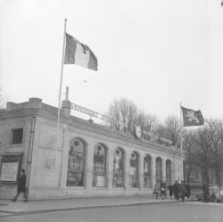 Syndicat d'initiative place Bellecour