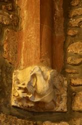 [Chapelle Saint-Fortunat, culot saint-Jean]