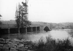 Pont Poincaré sur le Rhône