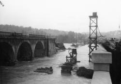 Viaduc sur le Rhône