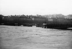 Pont Morand sur le Rhône