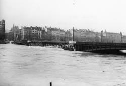 Pont Lafayette sur le Rhône