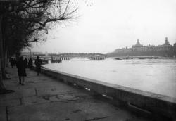 Pont Wilson sur le Rhône