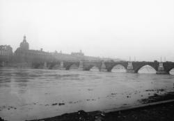 Pont de la Guillotière sur le Rhône