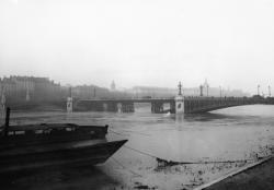 Pont de l'Université sur le Rhône