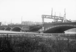 Viaduc de Perrache sur le Rhône