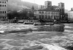 Pont Tilsitt sur la Saône