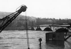 Pont du Change sur la Saône