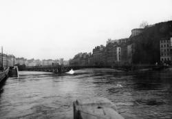 Pont de l'Homme de la Roche sur la Saône