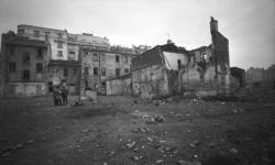 [Quartier des Brotteaux/Garibaldi en démolition]