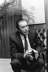[Gustavo Sánchez Salazar, ancien ministre de l'Intérieur bolivien]