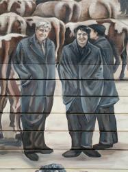 [Musée urbain Tony Garnier, Lyon 8e, abattoirs de la Mouche]