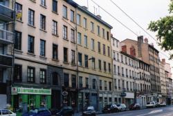 Immeubles 18-20, quai Arloing