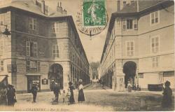 Chambéry : Rue de Boigne