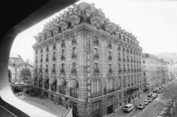 [Hôtel Terminus, dit Château Perrache]