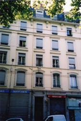 Immeuble 28, quai Arloing