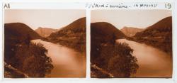 Serrières-sur-Ain, en bas du Berthiand