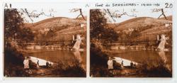 Le pont de Serrières-sur-Ain