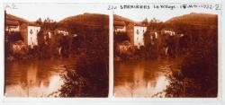 Serrières-sur-Ain, le village