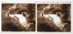 L'Albarine, le barrage