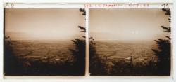 Le Zeppelin, au-dessus du Lac Léman